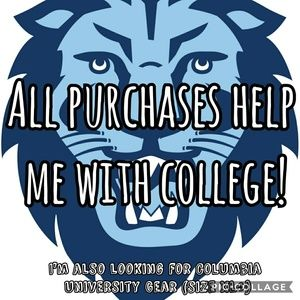 Help me with College! Both as a buyer and seller!